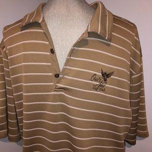 Men's XL golf shirt